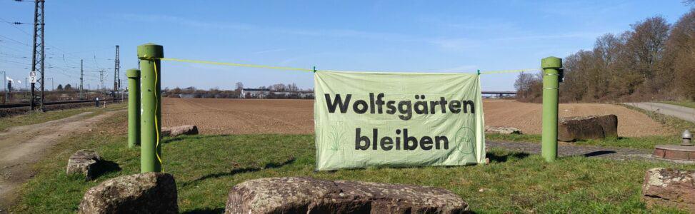 Geoökologische und biologische Aspekte der Wolfsgärten