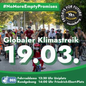 #NoMoreEmptyPromises und Refugees Welcome