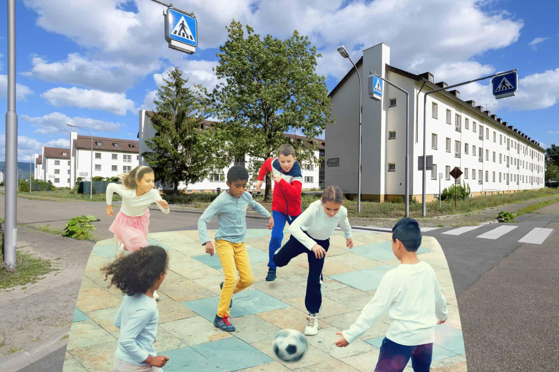 Stadtentwicklung und Integration eines Ankunftszentrums in Heidelberg